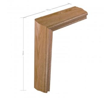 Oak Craftsmans Choice Vertical Mitre
