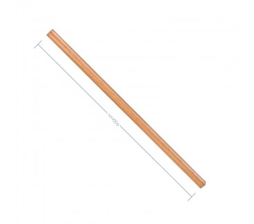 Oak Planed Blank Spindle - 900mm