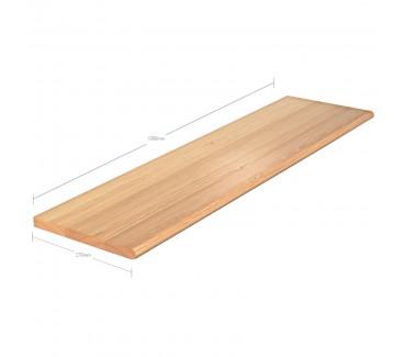 Oak Laminated Tread 22mm x 270mm x 1000mm